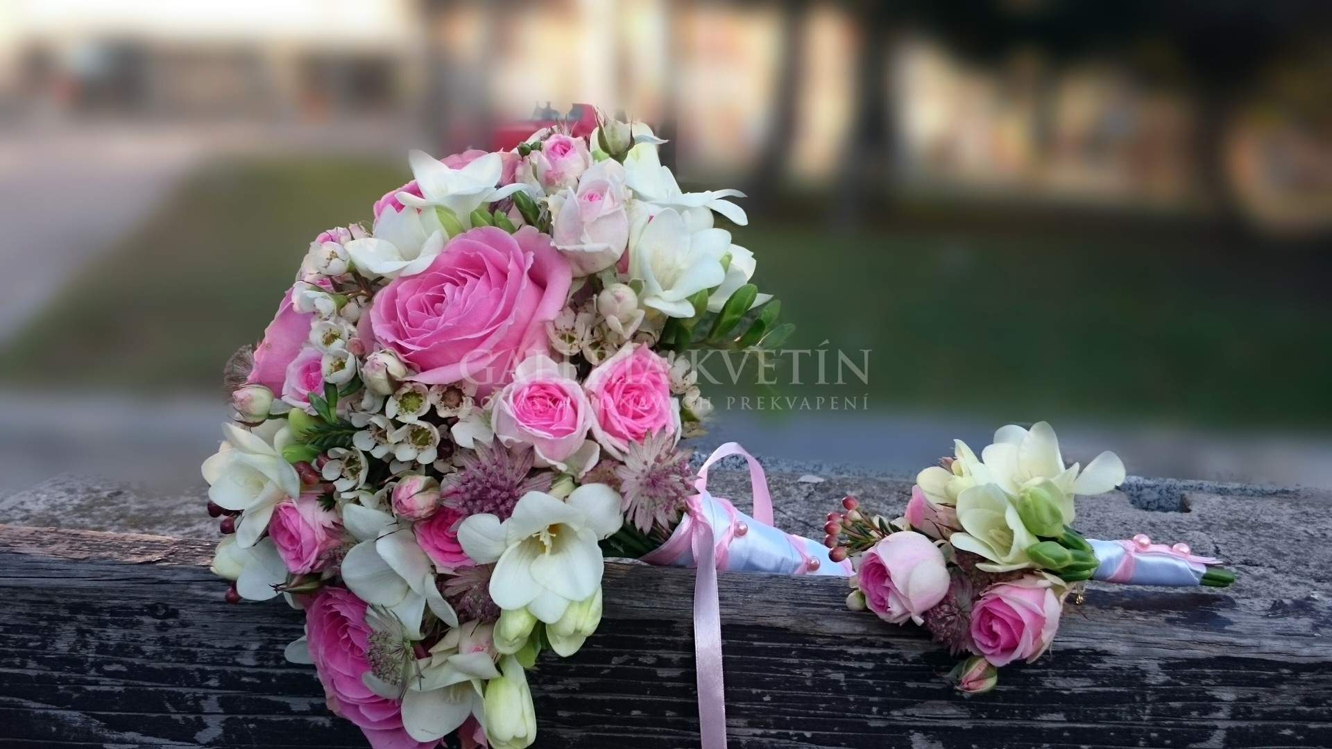 297764471 Svadobný set Sweet Doll | Galéria Kvetín | Galéria kvetín
