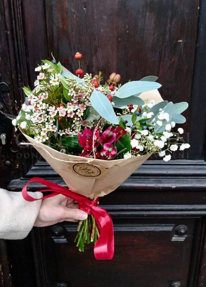 6035474cf Kytica Tinny flowers | Galéria kvetín