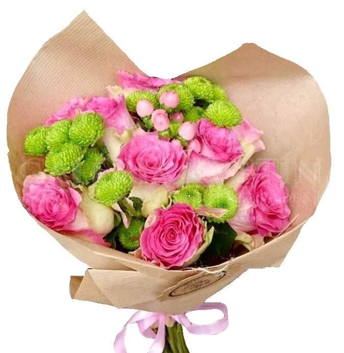 2045e6eec Kytica Pozdrav z ruží | Galéria kvetín