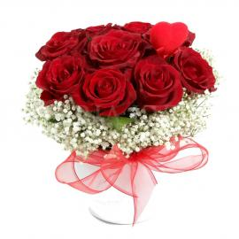 Ruže v Červenom šate
