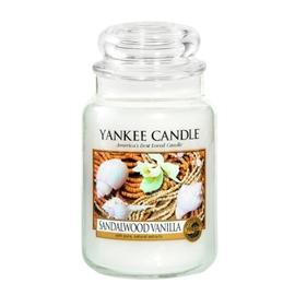 Sviečka Sandalwood vanilla
