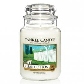 Sviečka Clean Cotton