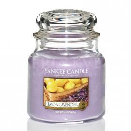 Sviečka Lemon Lavender
