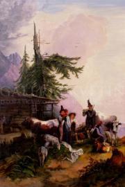 Krajina podľa Gauermanna
