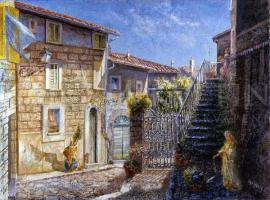 Carbognano u Říma
