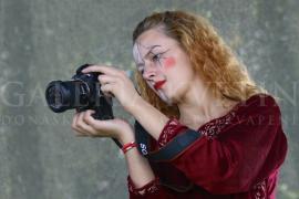 klaunka fotografka