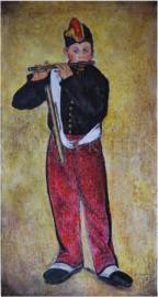 Pištec – portrét chlapca z cigánskej gardy