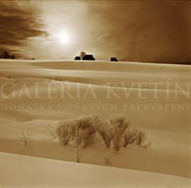 Zimná krajina - Orava - Novoť