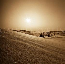 Zimná krajina - Oravská Lesná