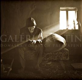 Zo starých dreveníc dedo Konkoľ - Orava - Zákamenné