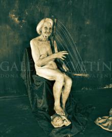 Moje intímne divadlo 1996 Dama s harfou