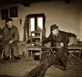 Pletenie košíkov - Orava - Ťapešovo