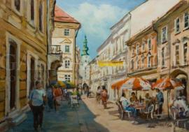 Bratislava - Michalská veža