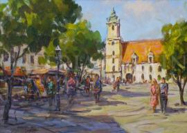Bratislava - Stará radnica