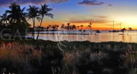Anaehoomalu Bay, Big Island, Hawaii