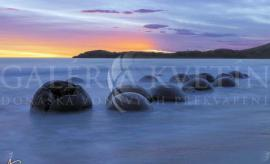 Moeraki Bolders, New Zealand
