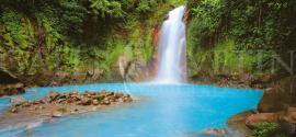 Rio Celeste, Tenorio National Park, Costa Rica