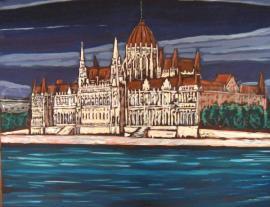 Budapešt, Parlament