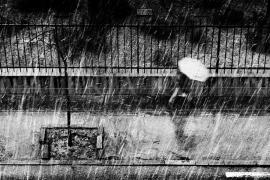 Snehodážď