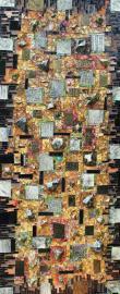 Alfons Mucha Patchwork s kryštálmi