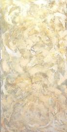 Meditácia III, akryl, 70x140cm