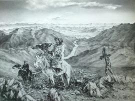 KMENE, Mongolský lovci