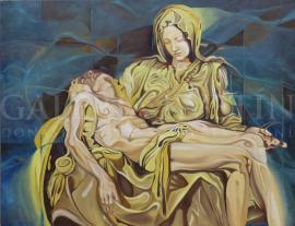 Michelangelo's Pieta alias Moment