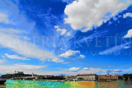 Hrad nad Dunajom
