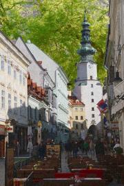 Michalská Green City