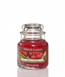Black Cherry malá sviečka