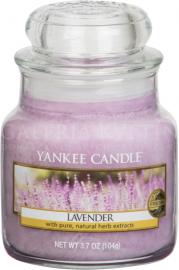 Lavender malá sviečka