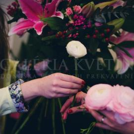 Kvetinár - začiatočník