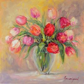 Vášeň v tulipánoch
