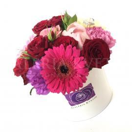 Kvetinový box BAROKO Mini