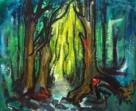 V začarovanom lese V.