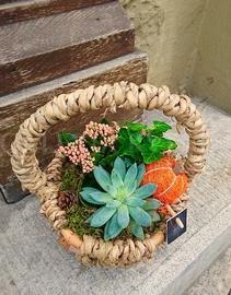 Jeseň v košíčku