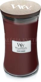 Sviečka veľká Black Cherry