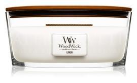 Sviečka Woodwick® loď Linen