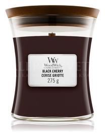 Sviečka stredná Black Cherry