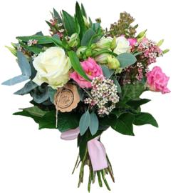 krásne kvety donáška