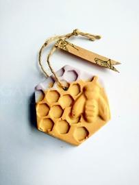 Hand made mydlo Lavender