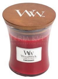 Sviečka Woodwick® stredná Pomegranate