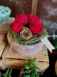 Aranžmán Ruže na zámku