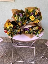 Naša kvetinová tvorba, láska nášho ateliéru
