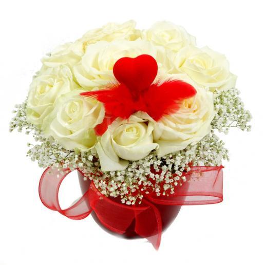 Ruže v Bielom šate