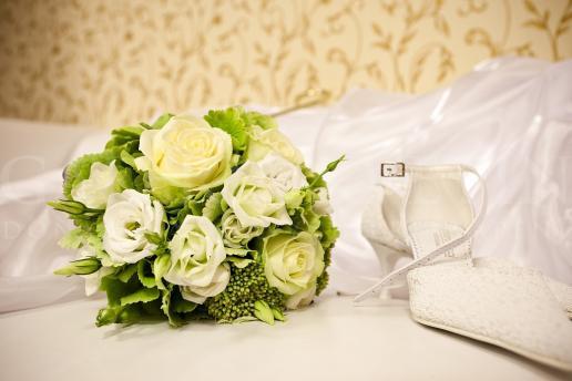 Svadobná kytica Sviežosť