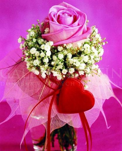 Kytica pre družičku Spanilá ruža