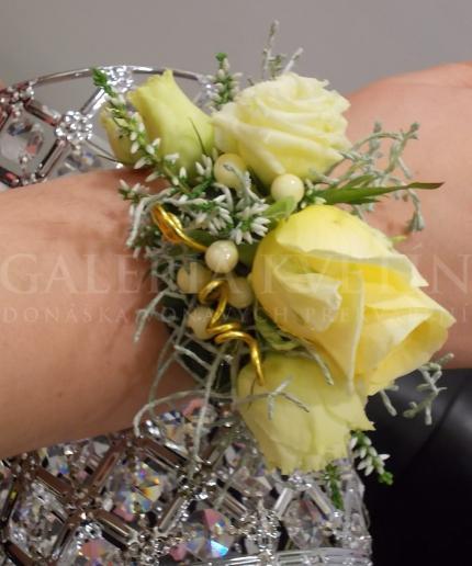 Náramok na ruku Wedding day