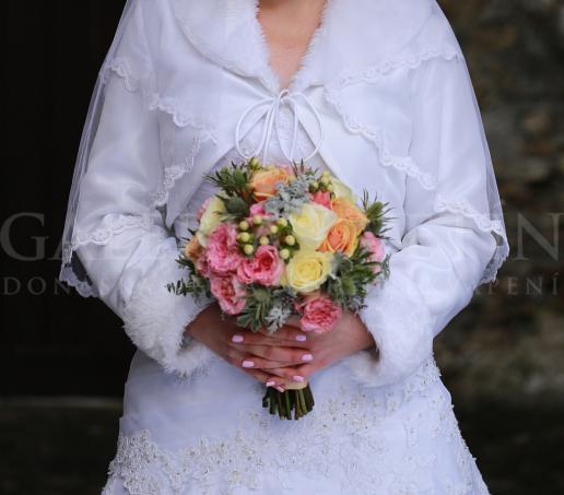 Svadobná kytica Zimná romanca
