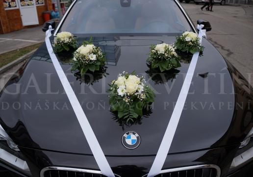 """Ozdoba na auto French Beauty """"5"""""""